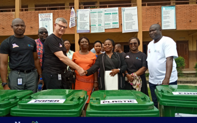 NASCON impacts neighboring communities during Global Sustainability Week 2019